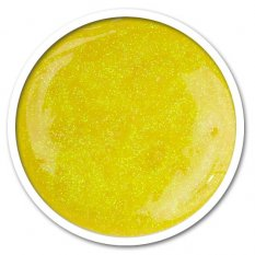 UV gel barevný G58 - Yellow 5 ml