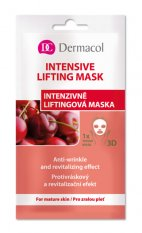 Dermacol Intensive lifting mask - 3D textilní maska 15ml