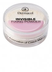 Dermacol Invisible Fixing Powder make-up - light
