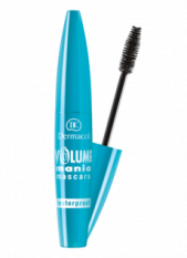 Dermacol Volume Mania Mascara Waterproof Black 9 ml