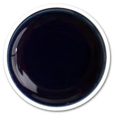 UV gel Cocktails K124 - Dark Blue/Black