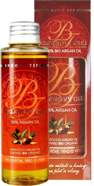 Body Tip 100% BIO Arganový olej 50 ml