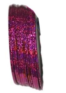 Pásek na nehty Nail ART Tmavě Růžový Glitter